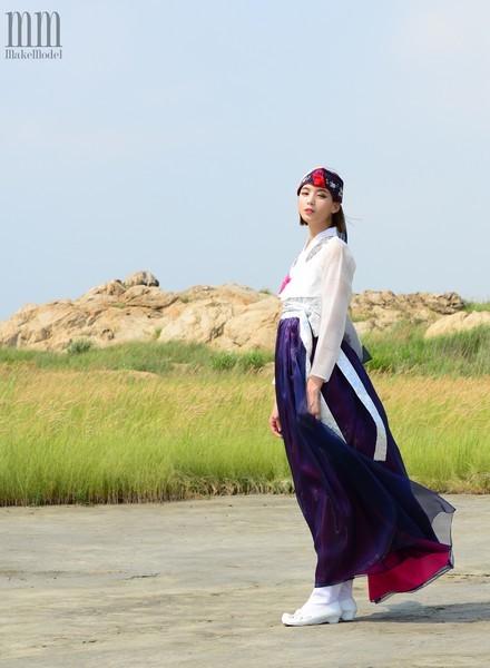 [Korean Girls] EUNJEONG 은정 Vol.2 Nude Korean Girls in Hanbok 6