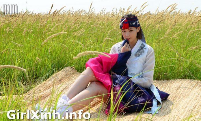 [Korean Girls] EUNJEONG 은정 Vol.2 Nude Korean Girls in Hanbok