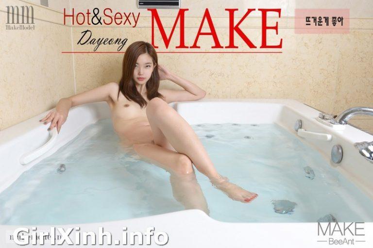 [Korean Girls] DAYEONG 다영 Vol.5 Beautiful Nude Babes