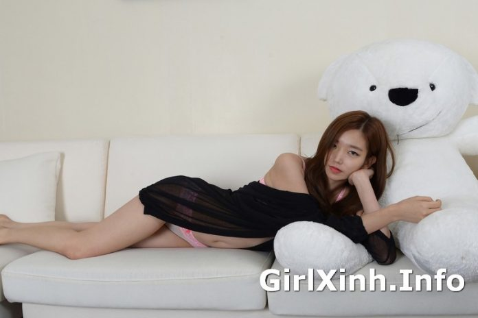 [Korean Girls] DAYEONG 다영 Vol.1 Sexy Pink Underwear & Hot Naked Girls