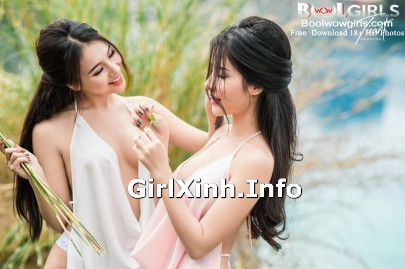 Vietnamese Girls Vol.12 Touching Glamorous Model 36