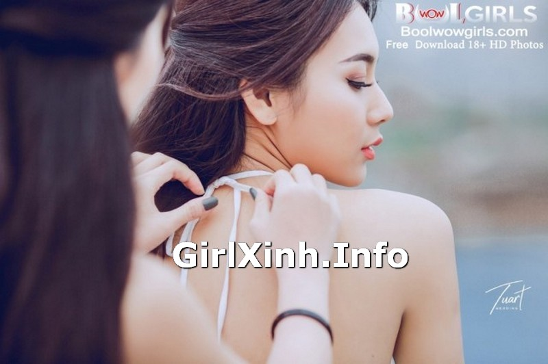 Vietnamese Girls Vol.12 Touching Glamorous Model 27