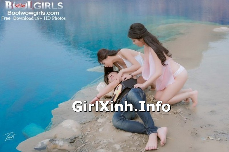 Vietnamese Girls Vol.12 Touching Glamorous Model 25