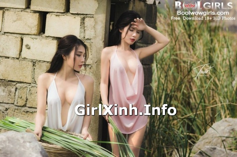 Vietnamese Girls Vol.12 Touching Glamorous Model 21
