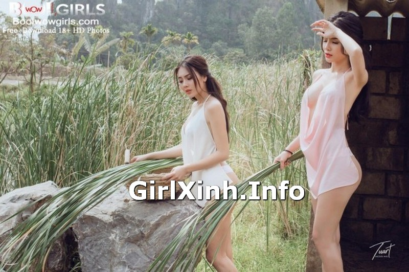 Vietnamese Girls Vol.12 Touching Glamorous Model 15