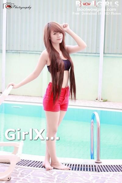 Vietnamese Girls Vol.1 Underwear Private Shot 1