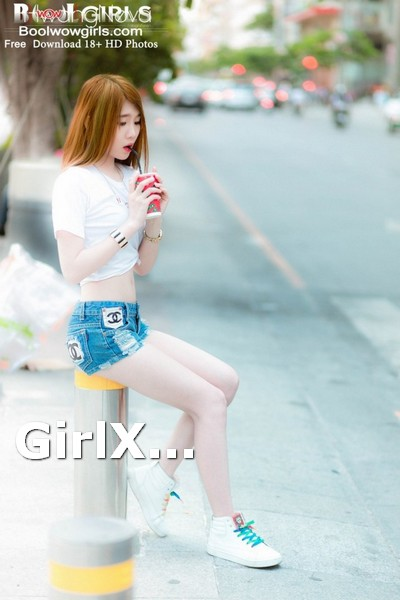 Vietnamese Girls Vol.12 Touching Glamorous Model